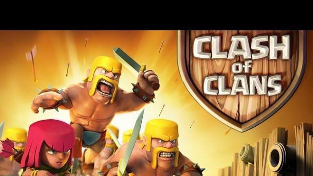 CLASH OF CLANS #1 Dutch