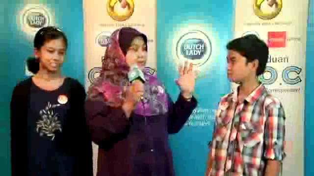 COC Contest - Sh Izura,Irdina&Muqry