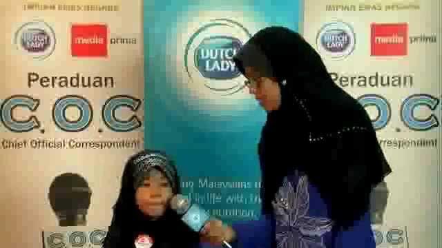 COC Contest - Sabrina & Husna