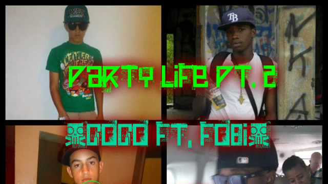 Party Life Pt.2 _Coco Skull Ft.Fobi (L.A.R) Link Alley
