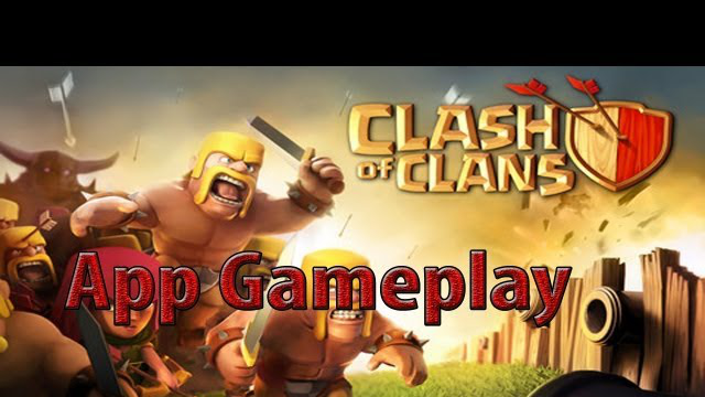 App Gameplay - Clash Of Clans Attack Advice
