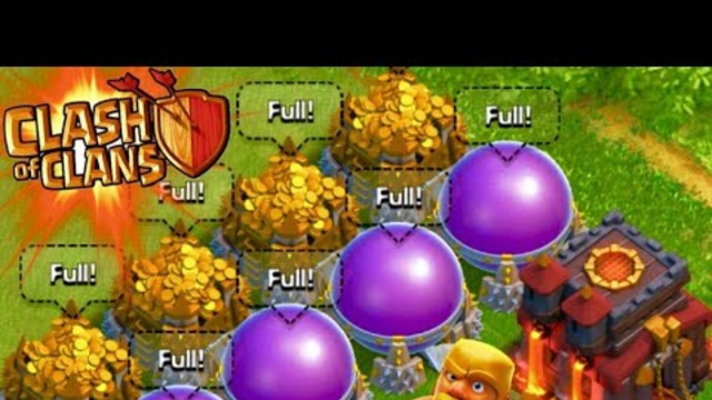 clash of clans unlimited troops private server download
