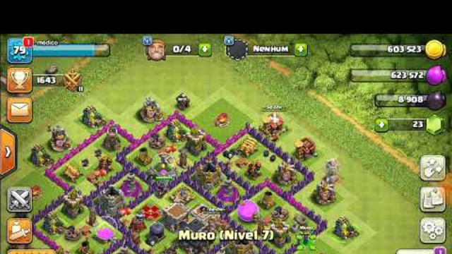 layout cv 8 anti pt clash of clans clashofclanstube com