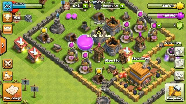clash of clans beta