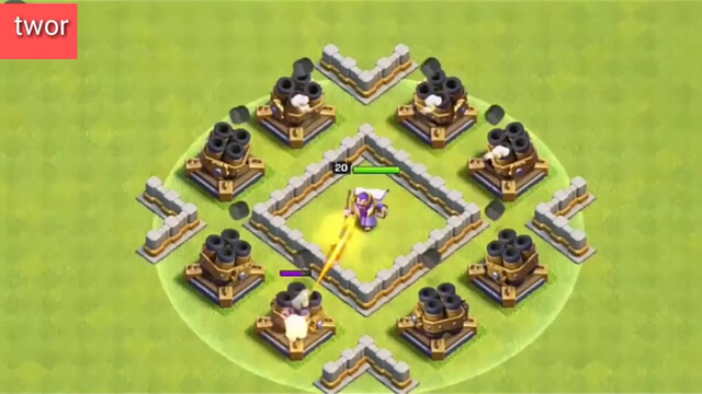 clash of clans mortar levels