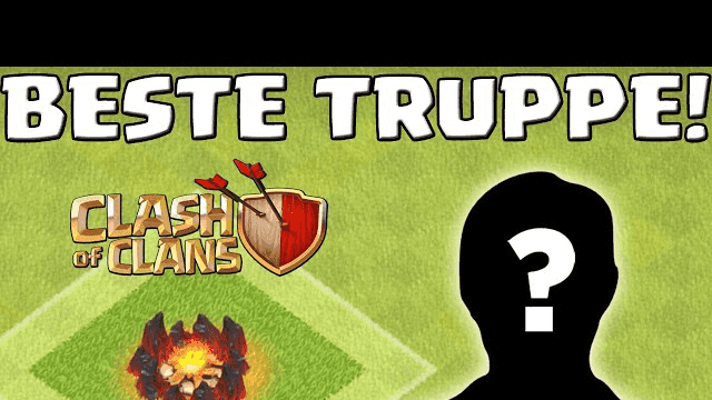 DIE BESTE TRUPPE IN CLASH OF CLANS!