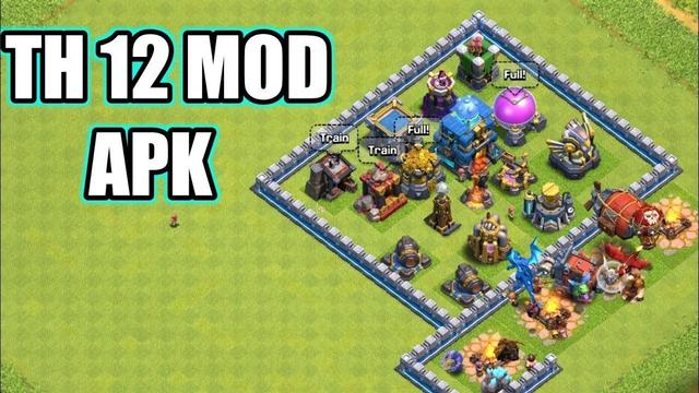 Clash of clans Town Hall 6 war base | ClashOfClansTUBE com