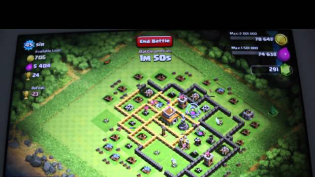 Clash of Clans - Attack Strategy - 2.mp4