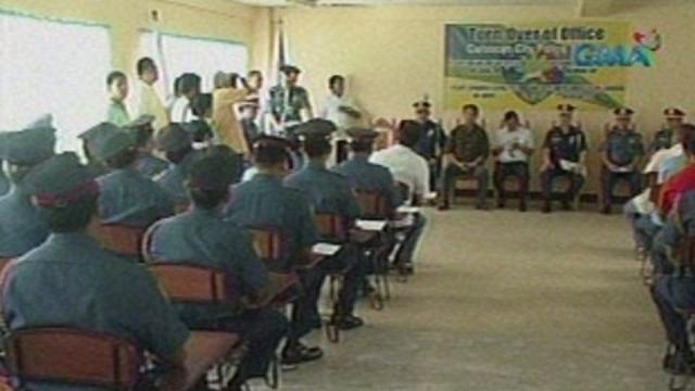 24 Oras: NCRPO, pinaigting ang seguridad ngayong simula na ang filing ng COC para sa Eleksyon 2013
