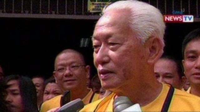 SONA: Mayor Lim at mga ka-tiket, maagang naghain ng COC sa Comelec