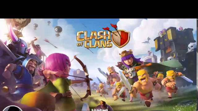 Clash of Clans live!!!!