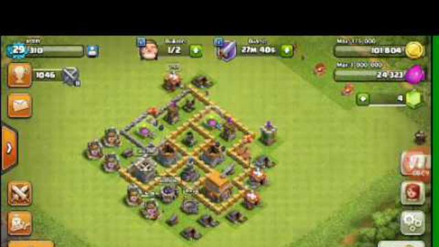 Clash of clans 1#