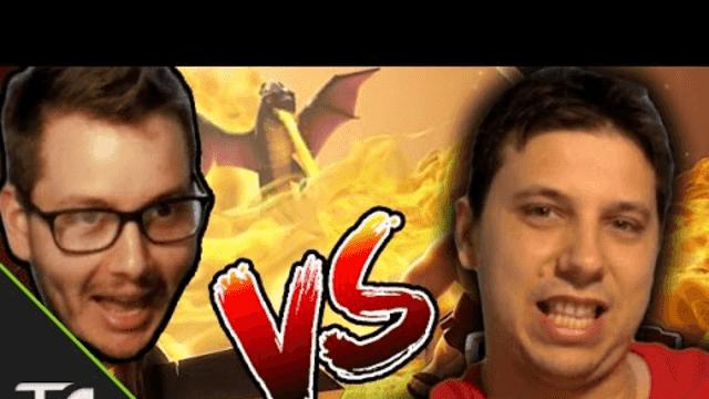 SFIDA su Clash Of Clans TAYLOR vs RINNEGAN!!