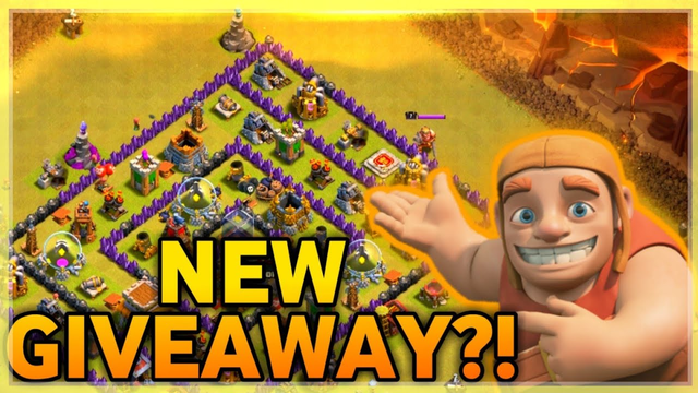 Free clash of clans account giveaway 2018