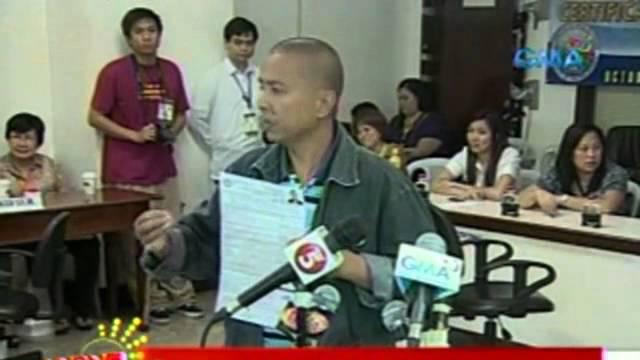 UB: Ilang nais kumandidato sa 2013 elections, naghain ng COC