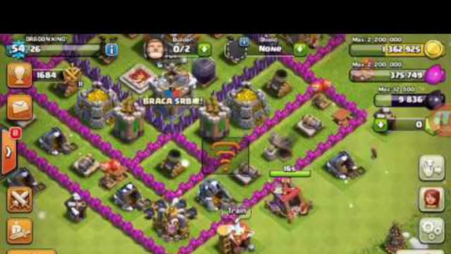 Clash of Clans #1 Hogovi su bogovi