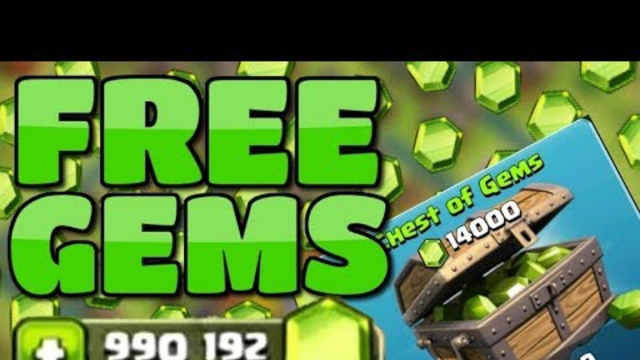 free gems for clash of clans 100 working