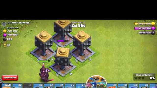 new troop clash of clans coc private server