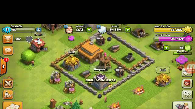 Clash of clans ep. 2 (Napredujemo)