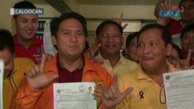Saksi: Ilan pang kandidato sa pagka-senador, naghain ng kanilang COC sa ika-3 araw ng filing