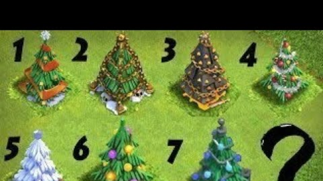 All Coc Christmas Trees.Search Results For Tag Trees