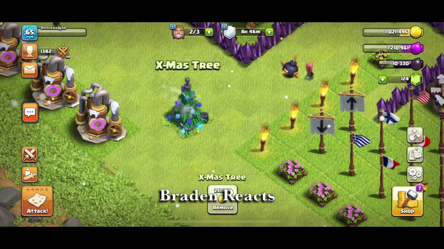 Clash Of Clans Christmas Trees In Order.Search Results For Tag Christmas Tree