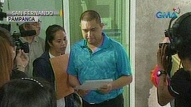 24 Oras: COC ni Rep. Gloria Arroyo, inihain ng anak na si Mickey