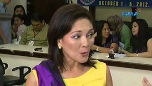 Saksi: Dating Sen. Jun Magsaysay at Rep. Mitos Magsaysay, naghain ng COC sa pagka-senador