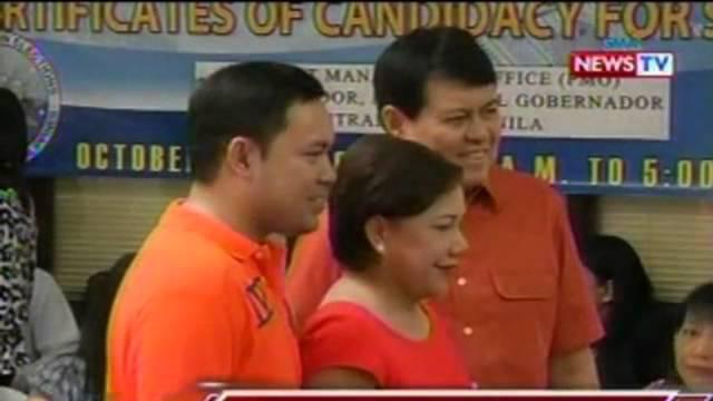 SONA: COC filing, natapos na; 84 naghain ng kandidatura sa pagka-Senador