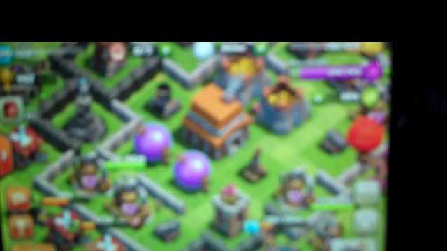 Clash of Clans Brad's Defence
