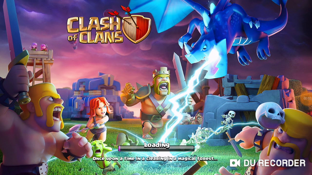 Clash of clans : Th 1