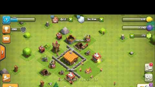 Clash of Clans - Close To TH3