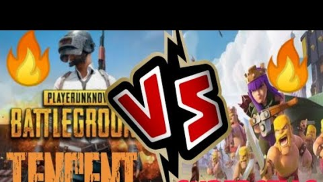 Clash of Clans live th 5 #coc pubg vs coc road to 500 subs