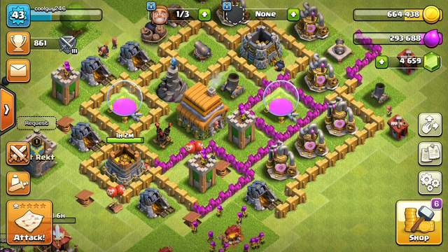 ARCHERS ARE BAD... | CLASH OF CLANS | TH6