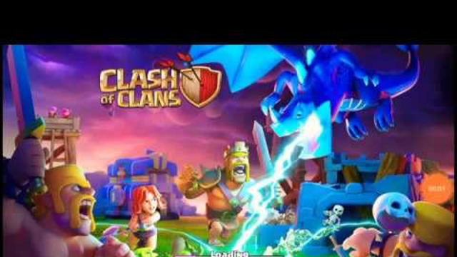 Clash of clans Th2 ep2 nearly done