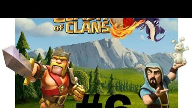 MAIS UM JOGOS DE CLANS (CLASH OF CLANS#6)