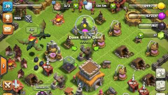 Clash of clans pt3