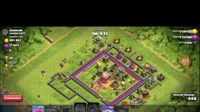 Clash of clans part 1