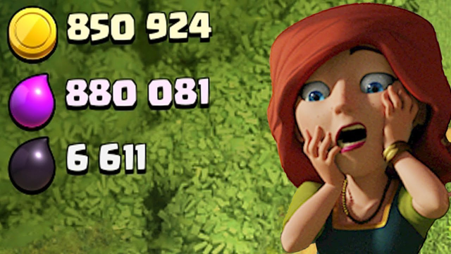 WHEN YOU ARE READY TO QUIT AND THEN......... CLASH OF CLANS - COC