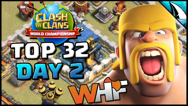 *World Championship* Day 2 - TH 12 ESL Tournament | Clash of Clans