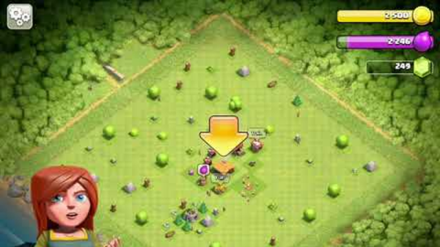 New clash of clans base! Ep.1 Townhall 1/2