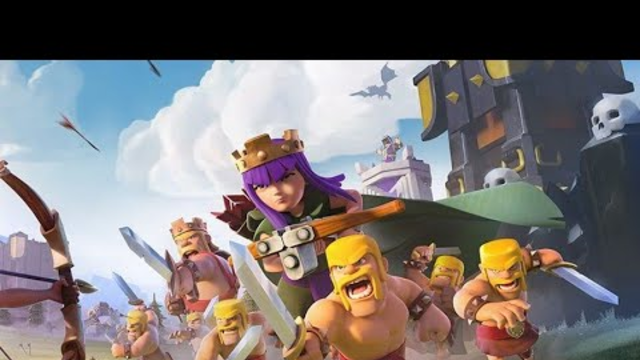 Clash of Clans DEFENCE