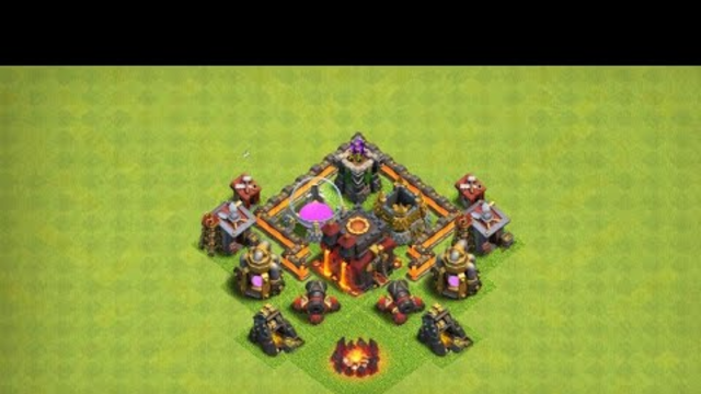 Clash Of Clans Town Hall 2 Best Farming And Trophy Base 2019|CoC Best Th2 2019