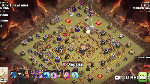 DEFENCESIVE BASE IN COC