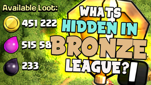 "Clash of Clans: ""WHY BRONZE?!"" 