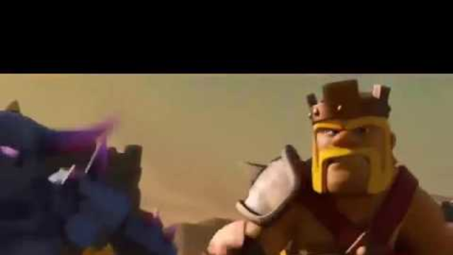 The true story of the  clash of clans