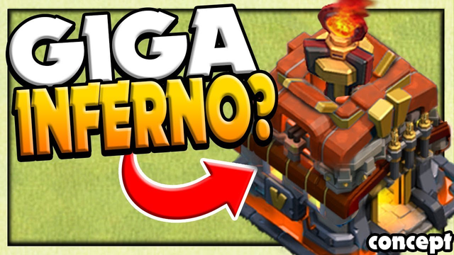 Town Hall 13 GIGA-FERNO? Clash of Clans UPDATE 2019 Hints and Ideas
