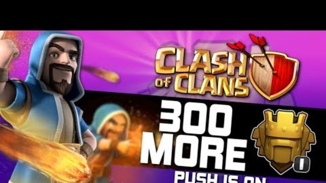 TITAN 1!  300 TROPHIES TO GO!  TH12 Farm to Max | Clash of Clans