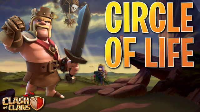 CIRCLE of LIFE!  TH11 Let's Play ep25 | Clash of Clans