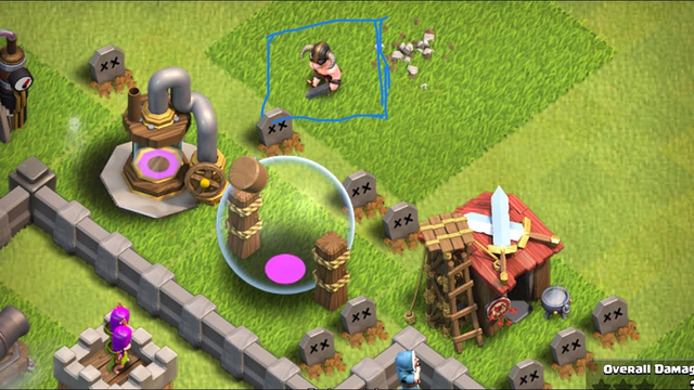 One Barbarian vs Base | Clash Of Clans Gameplay #2!